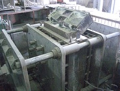 Large mold gravity (GDC) casting machine – GVM16160