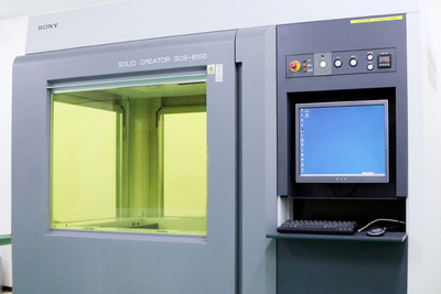 Introduction of a next-generation, high-speed precision photoforming machine (RM-6000)