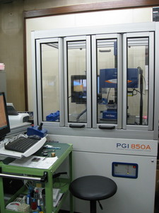 Your partner for ultra-precise processing - Measurement devices - Tokyo