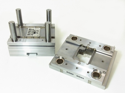 Metal Foil Material, Improved Penetration Mold for Aluminum Laminate With Less Burr and Contamination ★ Inline Mold ★