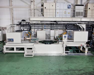 Oversize, Carburizing, Gear, Ring, Single tries Quenching