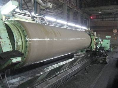 Stone roll for paper making