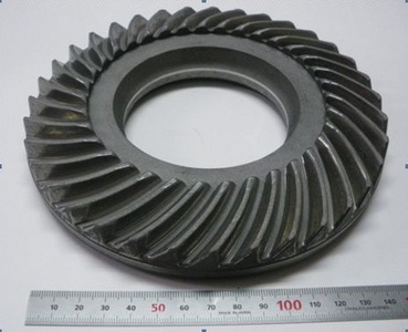 Gear Preciseness Forging Development product SCM/SCR Automotive