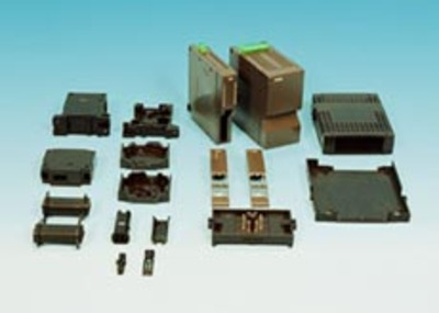 Control equipment parts by injection molding We also support secondary processes such as assembly and printing.