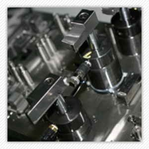 Jig manufacturing. We can process complex shape products by applying our own technologies.
