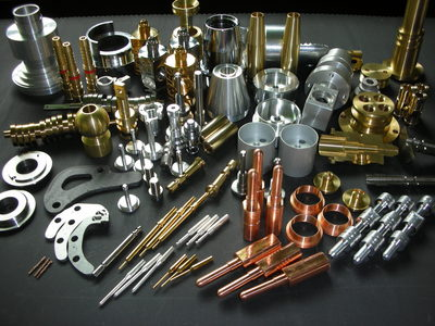 Brass, magnesium, titanium, aluminum, steel, stainless, copper, CFRP etc. can process most materials