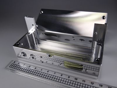 Machine Processed Product Machined Product