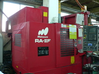 RA-II F vertical machining center (Matsuura machine)