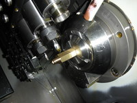 Cut processing fiber materials into precision products