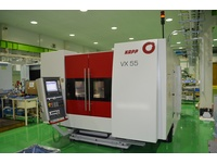 Molded Gear Grinder, The First Among Japan! Profile Gear Grinder, Bias Control KAPP VX55