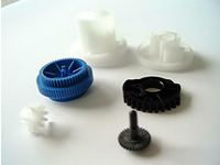Plastic injection molding [OA equipment/Gear-related parts]