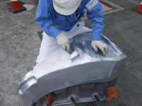 FMC to ZAS casting and mold for prototype