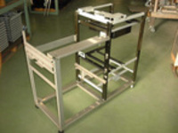 Square Pipe Frame (Welding Assembly / SUS304)