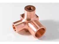 Generator Elbow Copper