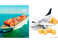 Shipping, air transportation, customs clearance
