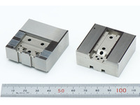 Semiconductor encapsulation mold parts