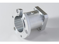 Cylinder mount , A5056 [Hole position and angle]