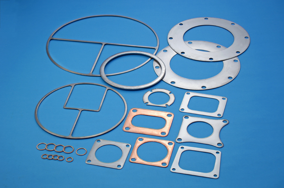 Metal Jacketed Gaskets and Mesh Gaskets