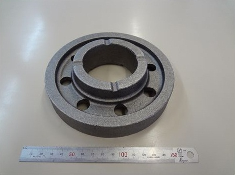 Main Gear Shaft ; Mass Manufacturing Product SCM Hot forging Automotive