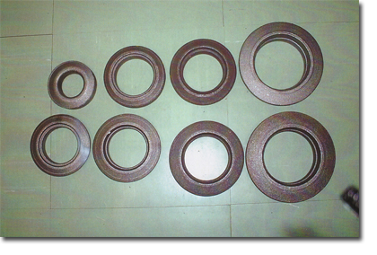 Rolling Forging Products Automotive